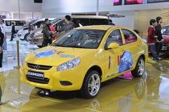 samochodowy elektryczny czysty tongyue Zdjęcia Royalty Free