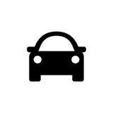 samochodowy eps10 ikony ilustraci wektor Zdjęcia Stock