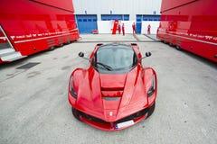Samochodowy Ferrari Obraz Royalty Free