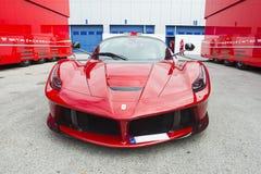 Samochodowy Ferrari Zdjęcie Royalty Free