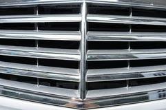 Samochodowy grill Fotografia Royalty Free