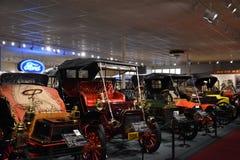 Samochodowy i Kareciany Karawanowy muzeum w Luray, Virginia Obrazy Stock