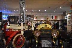 Samochodowy i Kareciany Karawanowy muzeum w Luray, Virginia Zdjęcia Royalty Free