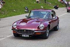 samochodowy jaguar Obrazy Royalty Free