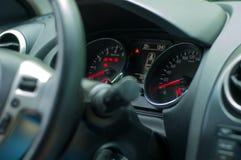 Samochodowy junakowanie panel Obrazy Stock