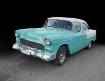 samochodowy klasyczny Cuba zdjęcie stock
