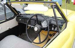 samochodowy klasyczny odwracalny rocznik Zdjęcie Stock