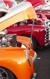 samochodowy klasyczny przedstawienie Zdjęcie Royalty Free