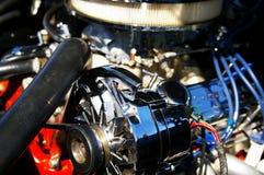 samochodowy klasyczny silnik Obrazy Royalty Free