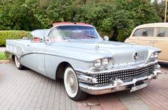 samochodowy klasyczny stary Zdjęcia Royalty Free