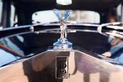 samochodowy klasyczny stary Fotografia Royalty Free