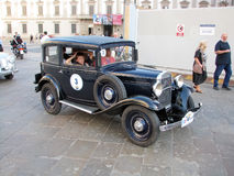 samochodowy klasyk Zdjęcia Royalty Free
