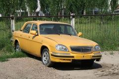 samochodowy kolor żółty zdjęcia royalty free