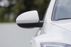 samochodowy lustro Obraz Stock