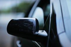 samochodowy lustro fotografia stock