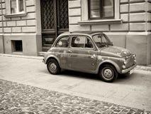 samochodowy mały retro Fotografia Royalty Free
