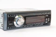 Samochodowy mp3 radia gracz zdjęcia stock