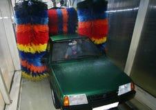 samochodowy obmycie Zdjęcia Royalty Free