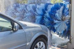 Samochodowy obmycie Obrazy Royalty Free