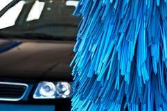 Samochodowy obmycie Fotografia Royalty Free