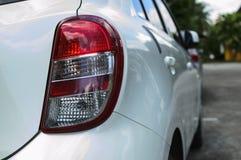 Samochodowy ogonu światło Zdjęcie Stock
