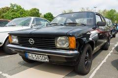 Samochodowy Opel Kadett C Coupe 1.2S Obrazy Stock
