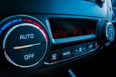 Samochodowy panelu cerato zdjęcia stock