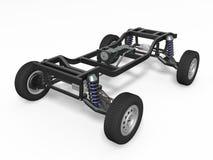 Samochodowy podwozie Obrazy Royalty Free