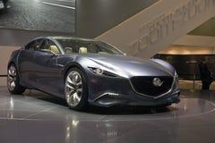 samochodowy pojęcia Mazda shinari Zdjęcia Royalty Free