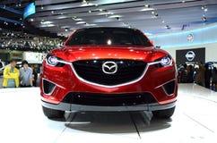 samochodowy pojęcia skrzyżowania Mazda minagi Obrazy Royalty Free