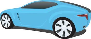 samochodowy pojęcie royalty ilustracja