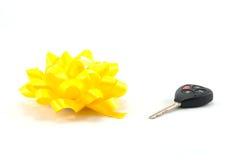 samochodowy prezent Fotografia Stock