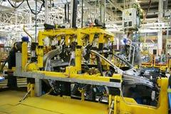 Samochodowy przemysł Zdjęcia Stock