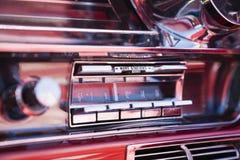 samochodowy radio Obraz Stock