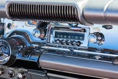 Samochodowy radio fotografia stock