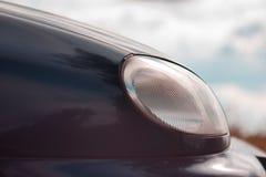 Samochodowy reflektor Fotografia Royalty Free