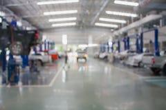 Samochodowy remontowy usługowy centrum Fotografia Stock