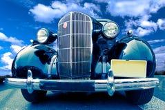 samochodowy rocznik Obrazy Royalty Free