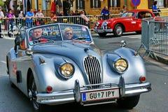 samochodowy rocznik Zdjęcia Royalty Free
