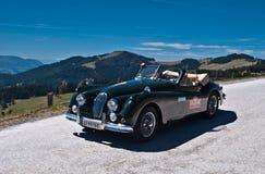 samochodowy rocznik Zdjęcie Royalty Free