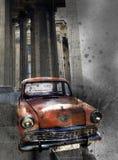 samochodowy rocznik Fotografia Stock