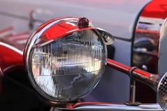 Samochodowy rocznika szczegół obraz royalty free