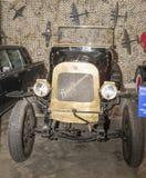 Samochodowy Russo-Balt K12-20 wewnątrz (1911) Zdjęcie Royalty Free