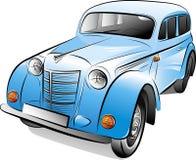 samochodowy rysunkowy retro Zdjęcia Stock