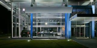 samochodowy salon Zdjęcia Stock