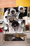 Samochodowy silnik Zdjęcie Stock
