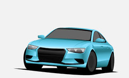 samochodowy sport Obrazy Stock