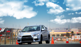 samochodowy sport Zdjęcia Stock