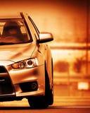 samochodowy sport Zdjęcie Royalty Free