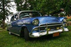 samochodowy stary parkowy Varadero fotografia stock